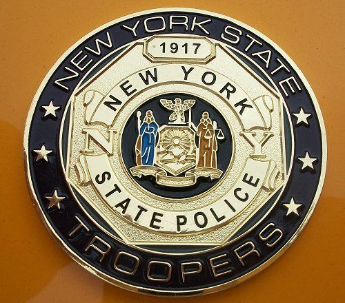 Details about New York State Police 100th Anniversary