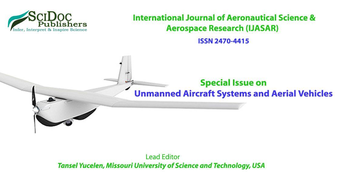 Aeronautical Science Aerospace Research Scidocpublishers Specialissue Topic Unman Science Aeronautics International Civil Aviation Organization