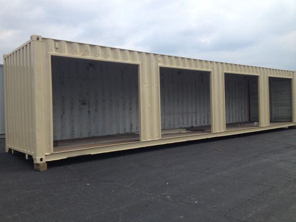 Shipping Container Horse Stalls In Order To Fulfill The