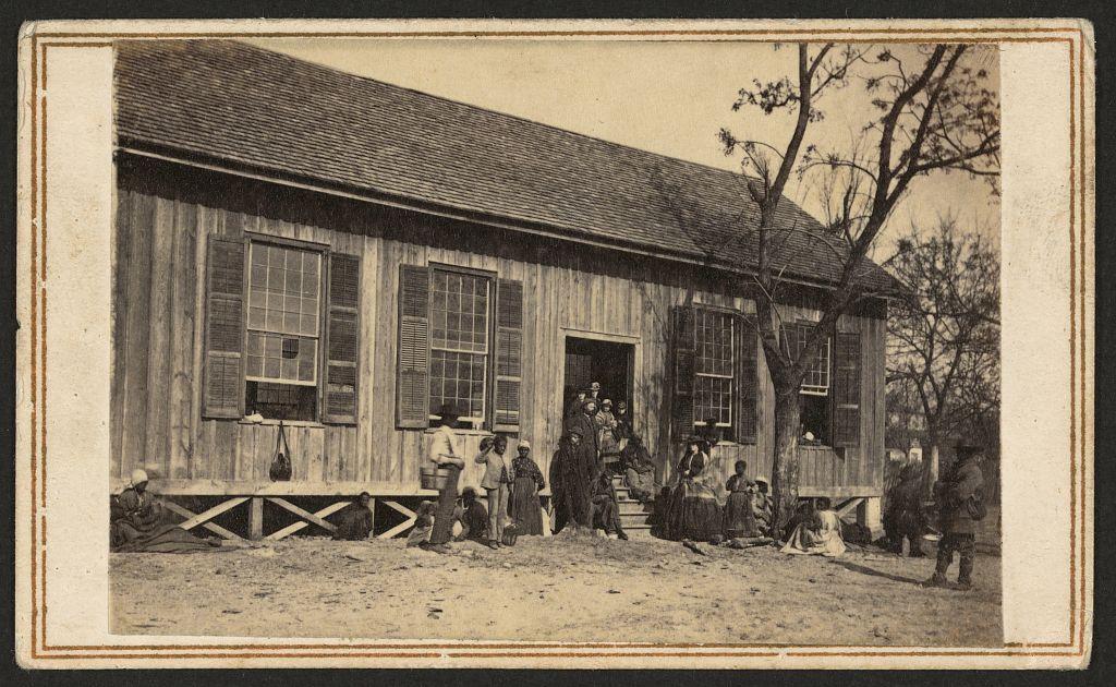 The Elliott Academy Marks a 19th century boarding school