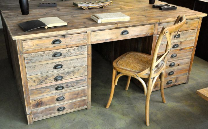 Reclaimed Wood Furniture, Wooden Duck Furniture