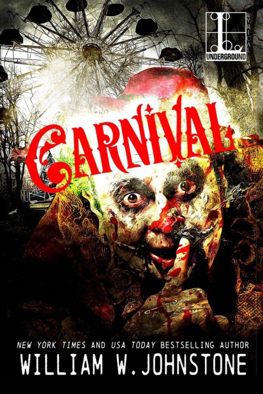 Carnival (eBook) in 2019 | Products | Horror books, Ebooks
