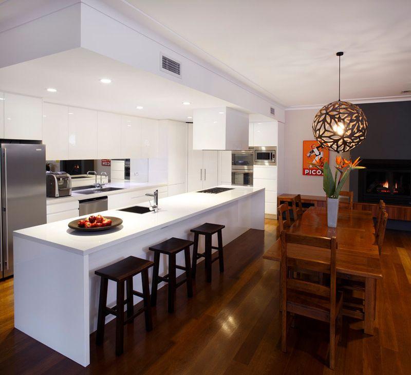 modern kitchen by Kitchens By Design Australia | Kitchen ...