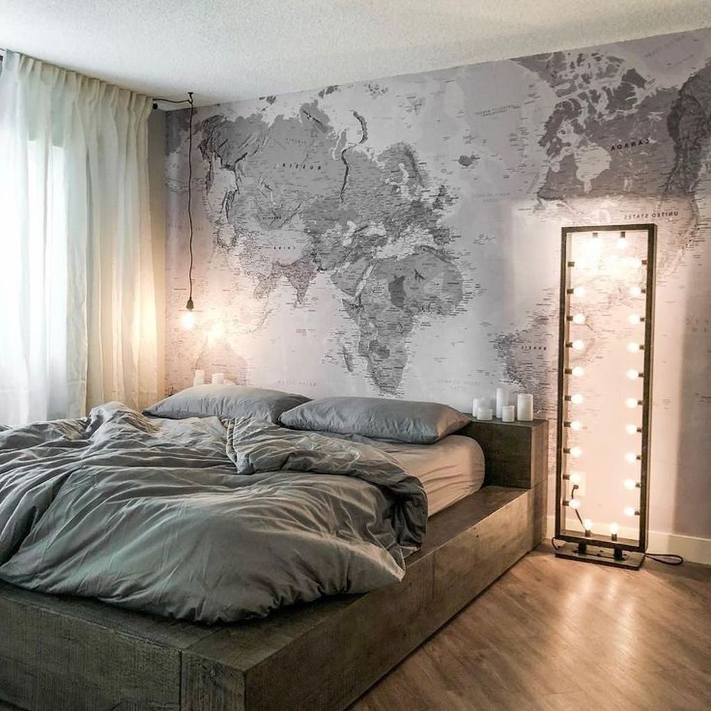 40 Fabulous Bedroom Wallpaper Design Ideas For You Kvartirnye Idei Dizajn Doma Dizajn Hozyajskoj Spalni