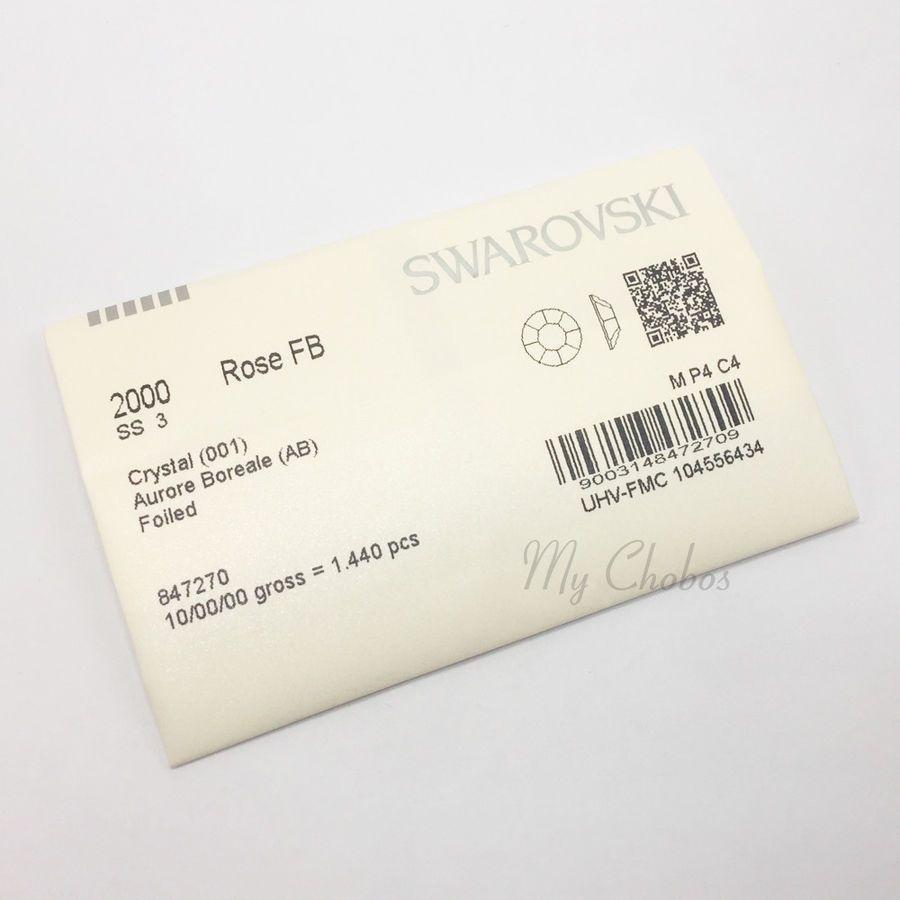 9318bfa79 1440 Swarovski 2058 2088 Flatback Rhinestones Crystal Wholesale Nail