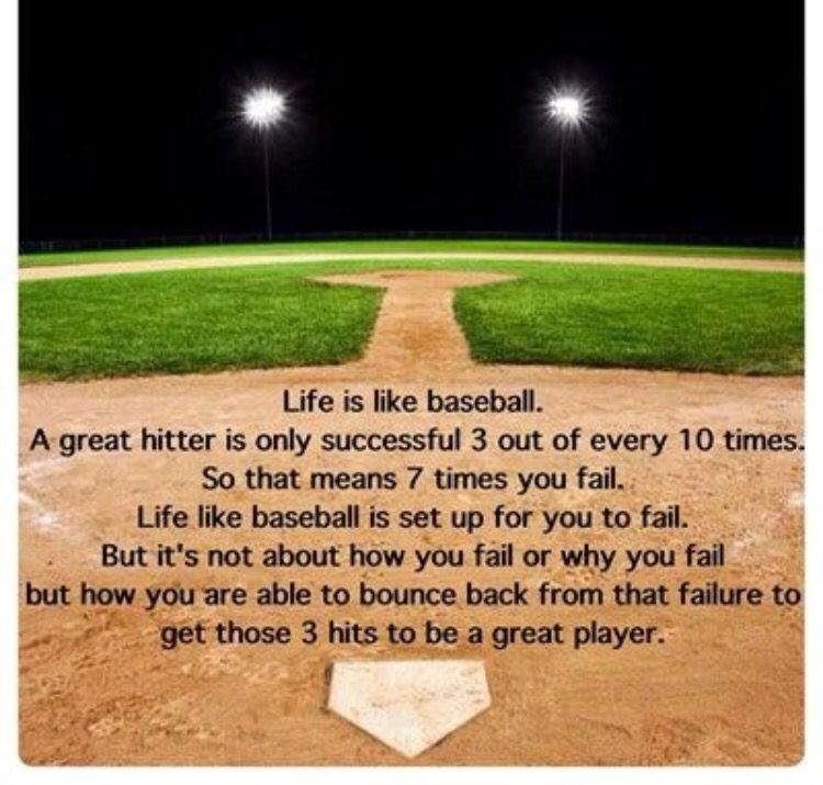 Love BaseballBoys Playbaseball Quotes Pinterest Baseball Inspiration Baseball Life Quotes