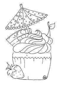 Pin De Anabela Almeida Em Pintura Cupcakes Cakes Etc Em 2020