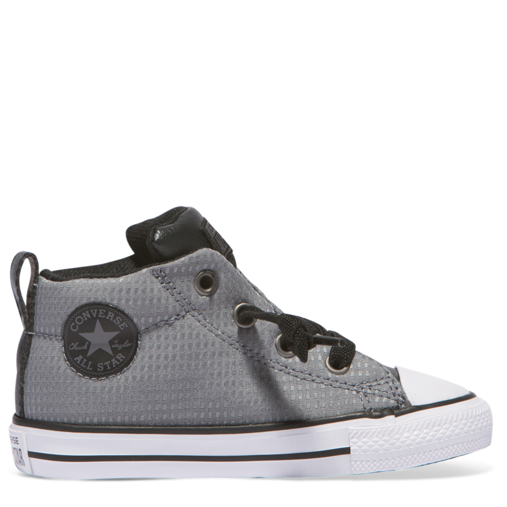 61ff8ae1b144 Converse Kids Chuck Taylor All Star Street Back Pack Toddler Mid Cool Grey  Afterpay