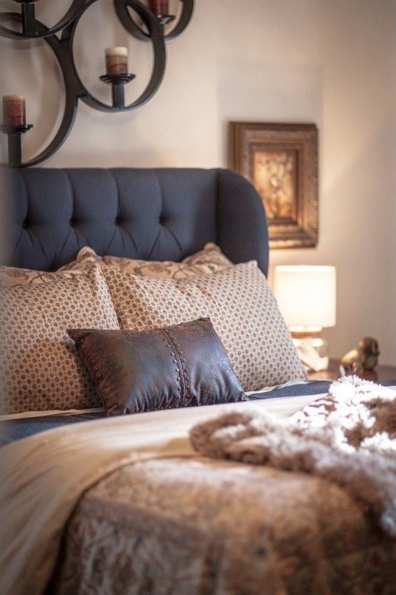Navy Blue Headboard Navy Blue Bedroom Ideas Easy And Affordable
