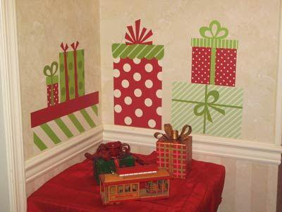 Decoracion De Navidad Para Ninos Decoracion Navidena Decoracion Navidena Oficina Ideas De Decoracion De Navidad