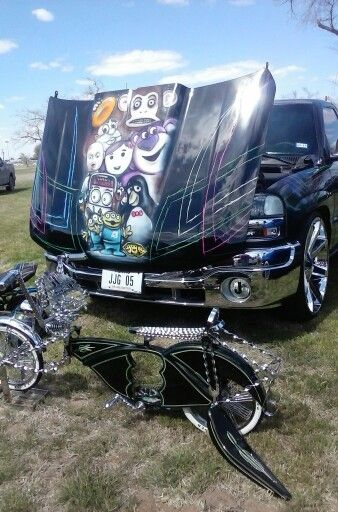 This is cool i went to a car show and we sall this