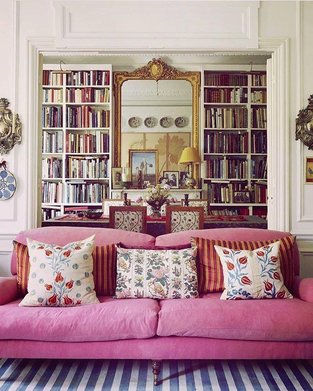 Pin By Barbara Quast Interior Design On Pink Interior Interior