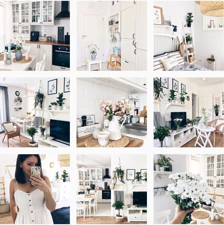 Blog Jak Urzadzic Mieszkanie W Skandynawskim Stylu Ceci Bloom Botanical Art Home Decor Home Decor