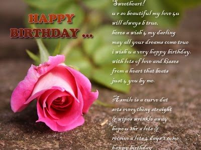 Happy Birthday Images And Wishes Birthday Wishes Messages And