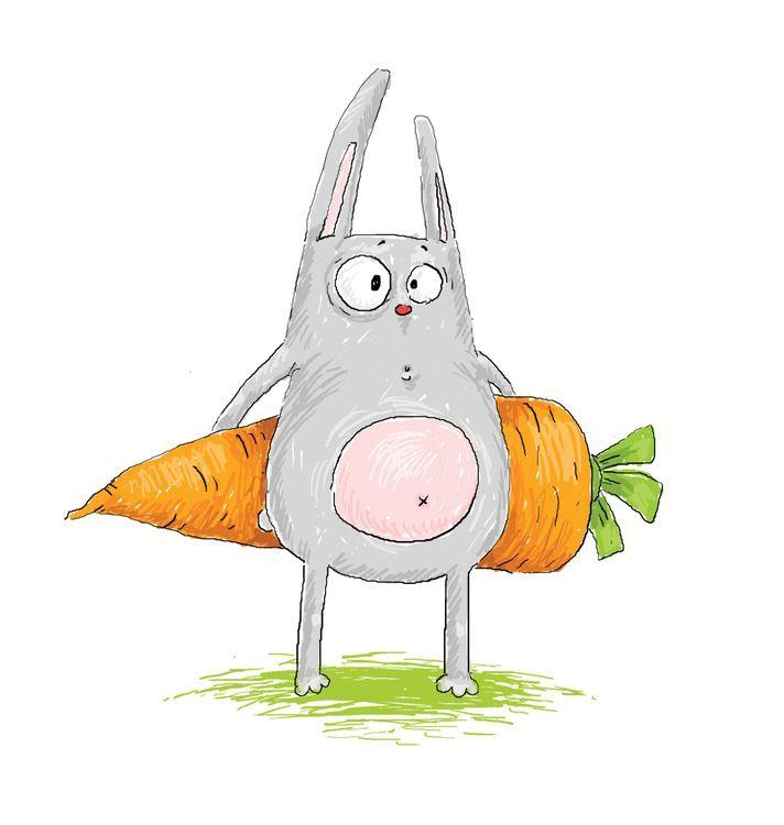 Троицей анимация, смешные нарисованные кролики картинки