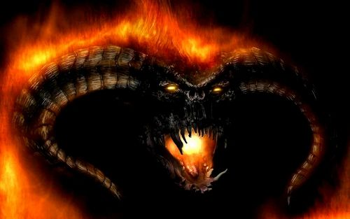 Lord Of The Rings Wallpaper Balrog Lord Of The Rings Fantasy Dragon Balrog