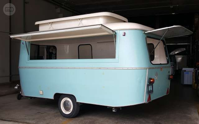 caravana eriba food truck foto 1 caravan camping car caravane y camping. Black Bedroom Furniture Sets. Home Design Ideas