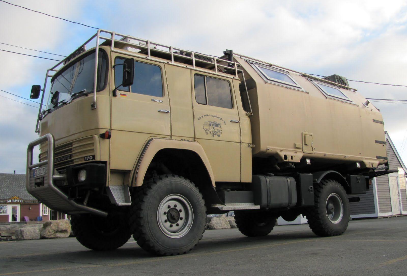 Ifa Truck Pics Hd: Best 4x4 Ideas