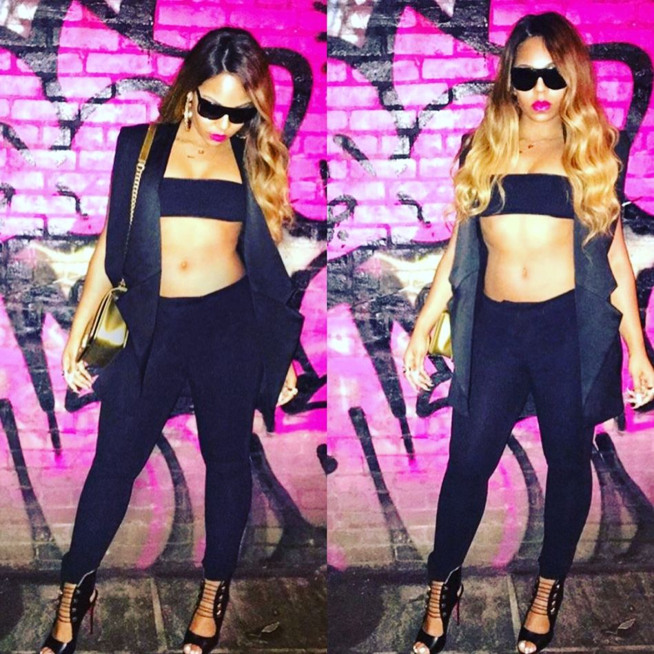 Yo Ashanti! Girl you been working when that album drop? #WCW #ashanti #sassystyle #sassylook #sassyhair #sassyblog
