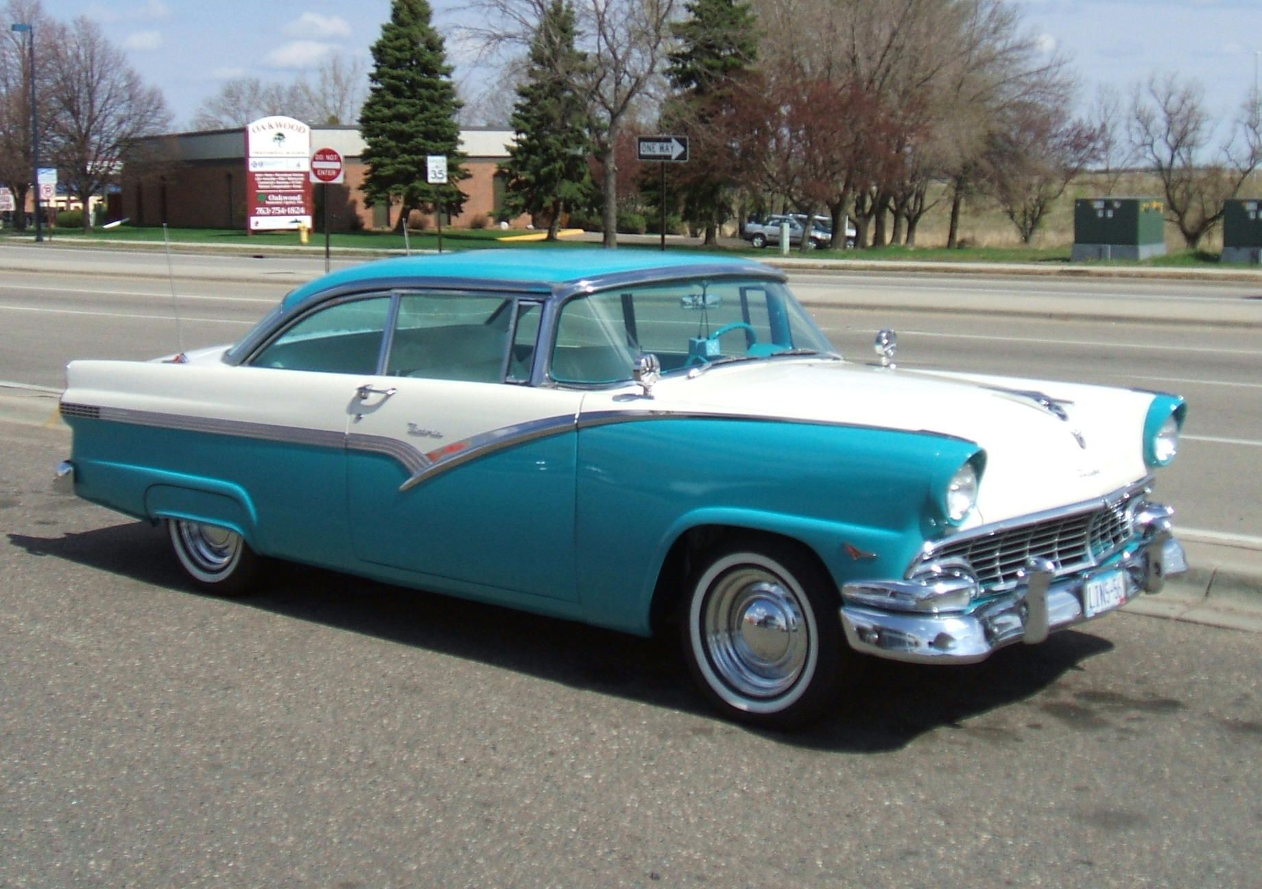 1955 ford fairlane crown victoria blog cars on line - 1955 Ford Jpm Entertainment
