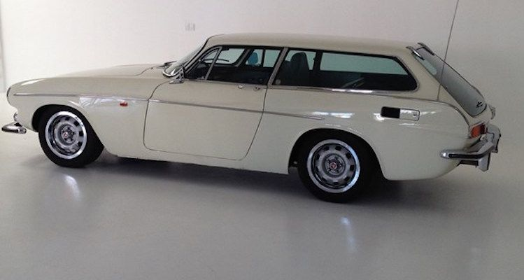ugens fund volvo p1800 es 1972 volvo pinterest. Black Bedroom Furniture Sets. Home Design Ideas