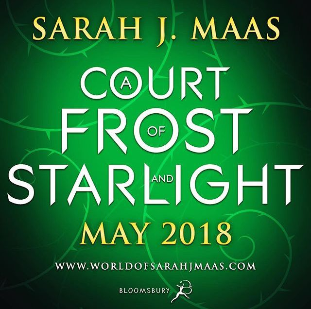 A Court Of Frost And Starlight Acotar 3 5 By Sarah J Maas