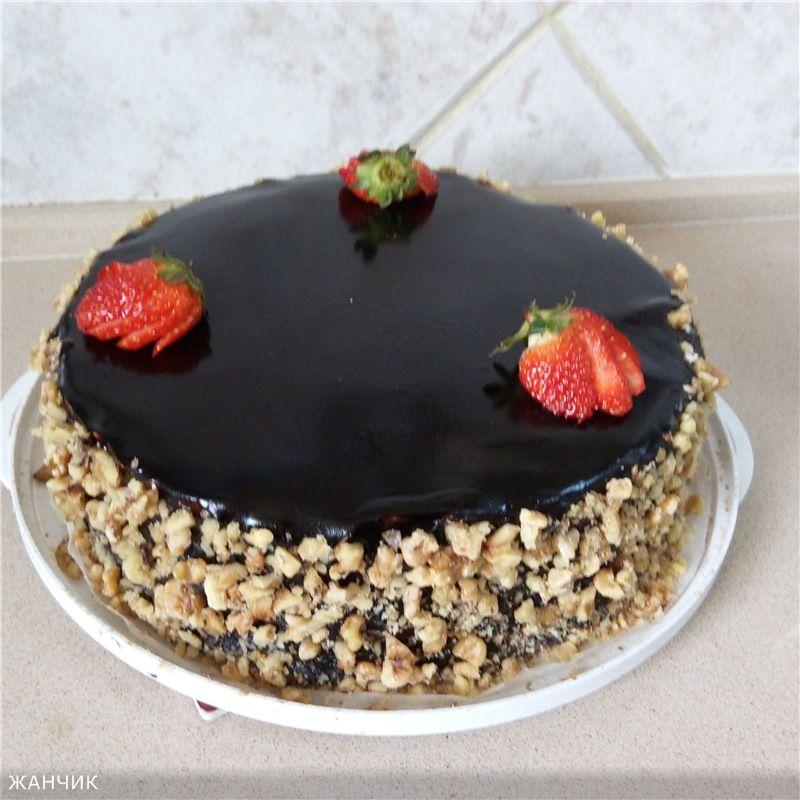 Торт «Медовые соты» : Торты, пирожные