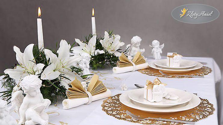 5dc5e17163f149 Jak udekorować stół komunijny? - zobacz przykłady - Sklep ZłotyAnioł ...