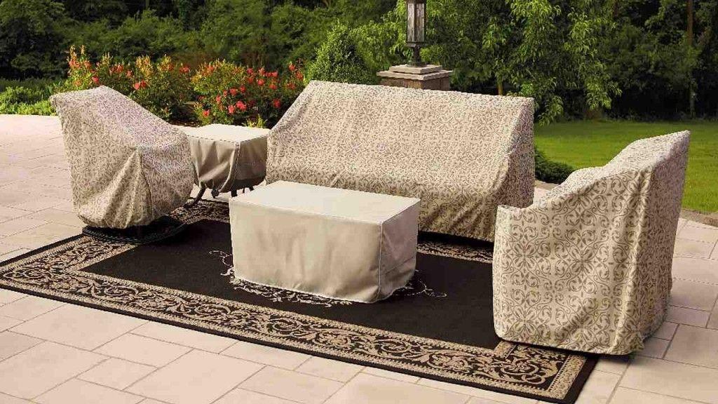 Waterproof Outdoor Patio Furniture Covers