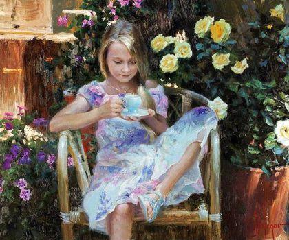 Vladimir Volegov's Beautiful Child (143 pieces)