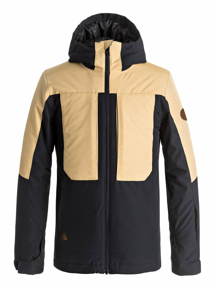 Ebay Sponsored Quiksilver Tr Ambition Snow Jacket For Boys 8 16 Snow Jacke Jungen 8 16 Mode Kleidung Kindermode