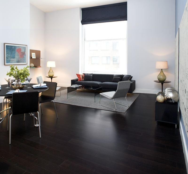 Un suelo de madera maciza representa mucho m s que una for Suelos de madera maciza