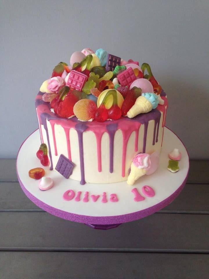 Drippy Sweet Cake Cake Sweet Cakes Desserts