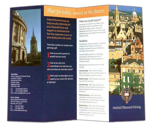 office brochure