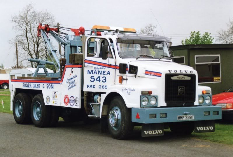 Pin By Xavanco 75 On Volvo F88 89 Tow Truck Car Hauler Trailer Trucks