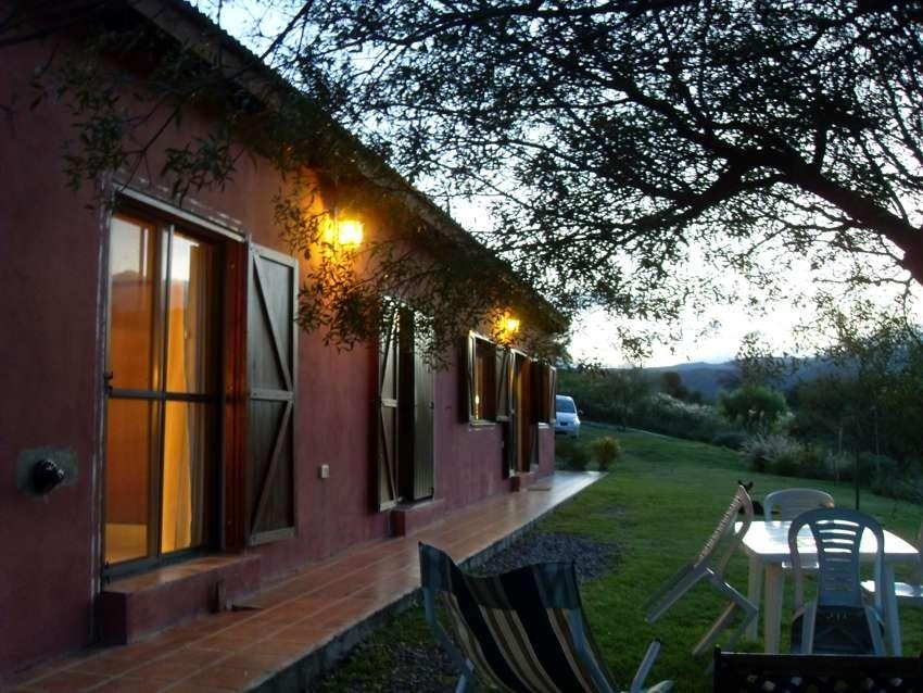 Alquiler temporario de Casas de Campo en Cordoba Argentina