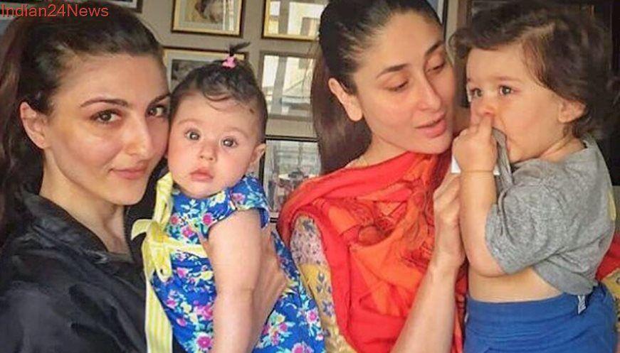 Soha And Kunal Celebrate Daughter Inaaya S Half Birthday In Style Kareena Kapoor Khan Kareena Kapoor Soha Ali Khan