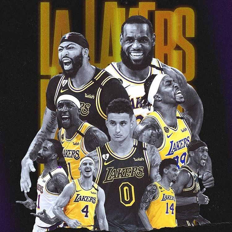 Tbmr Sports On Instagram Lakers Won The Nba Championship For 17th Times Kingjames Claimed Fourth Fin In 2020 Lakers Championships Nba Champions Nba Championships