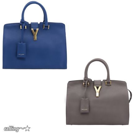 セレブ愛用商品! Saint Laurent★Cabas Y Small Bag