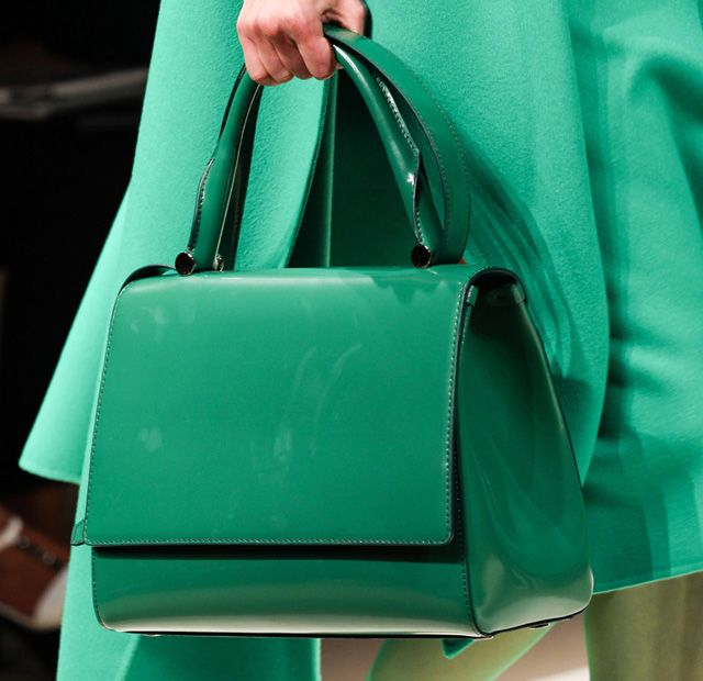 37b42eb560e7 The Best Bags of Milan Fashion Week Spring 2014 - PurseBlog