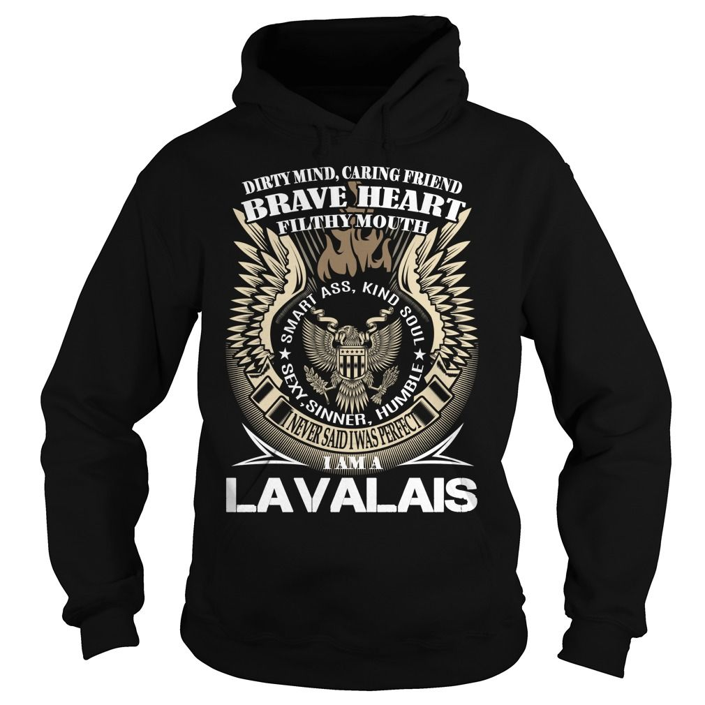 LAVALAIS Last Name, Surname TShirt v1