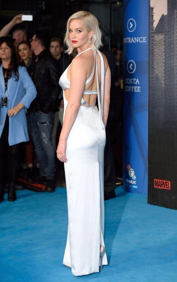 Jennifer Lawrence in Dior | Jennifer lawrence style ...