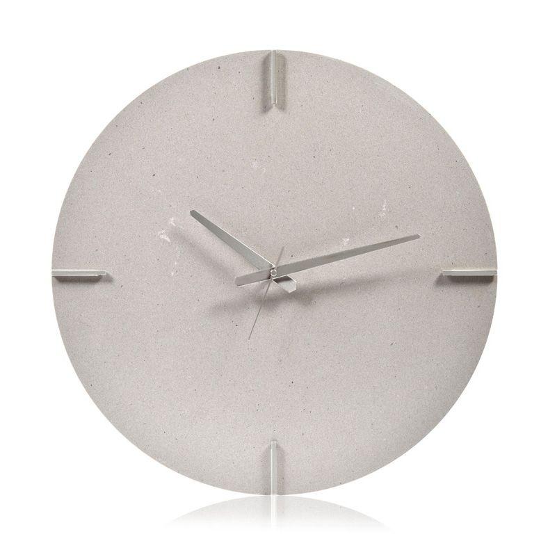 Pin By Caesarstone Au On Caesarstone Wall Clocks Wall Clock Caesarstone Clock