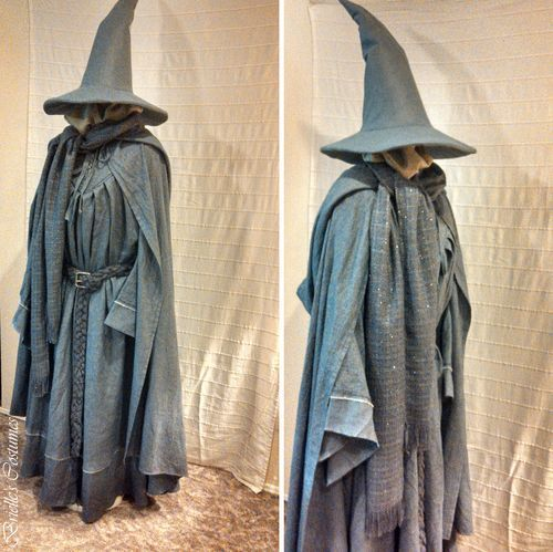 Gandalf - pics to inspire me. M has asked to be Gandalf for ...