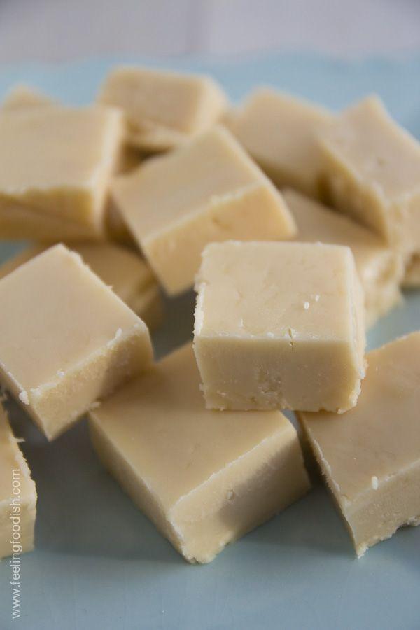 Classic Vanilla Fudge Recipe Vanilla Fudge Recipes Fudge Recipes Vanilla Fudge