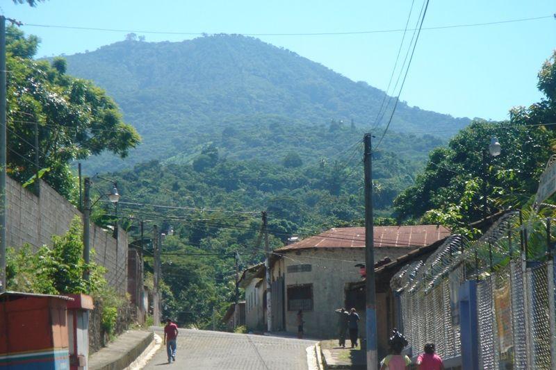 Chinameca And Its Mountains Places I Love El Salvador Salvador