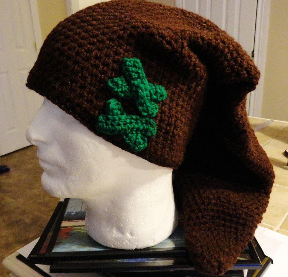 Legend of Zelda Link inspired Crochet Hat | Crochet stuff ...