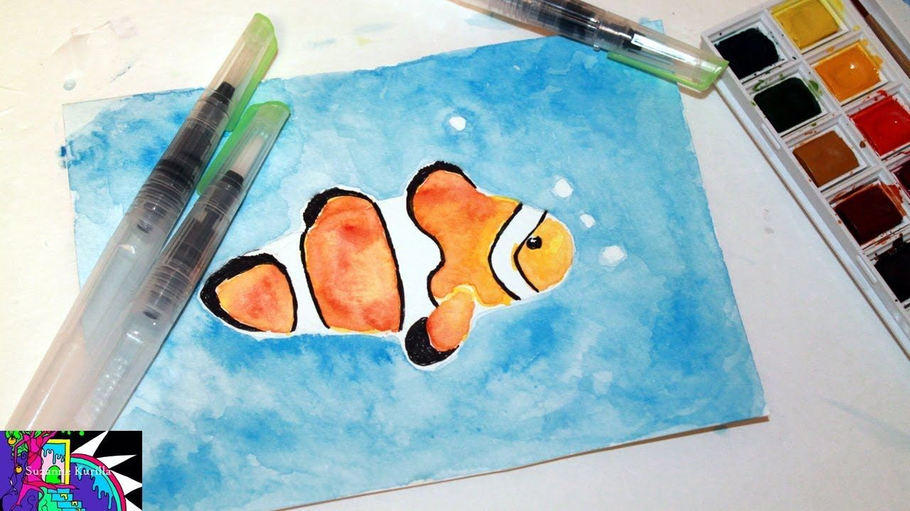 Ohuhu Watercolor Brush Pens Review And Demo With Images