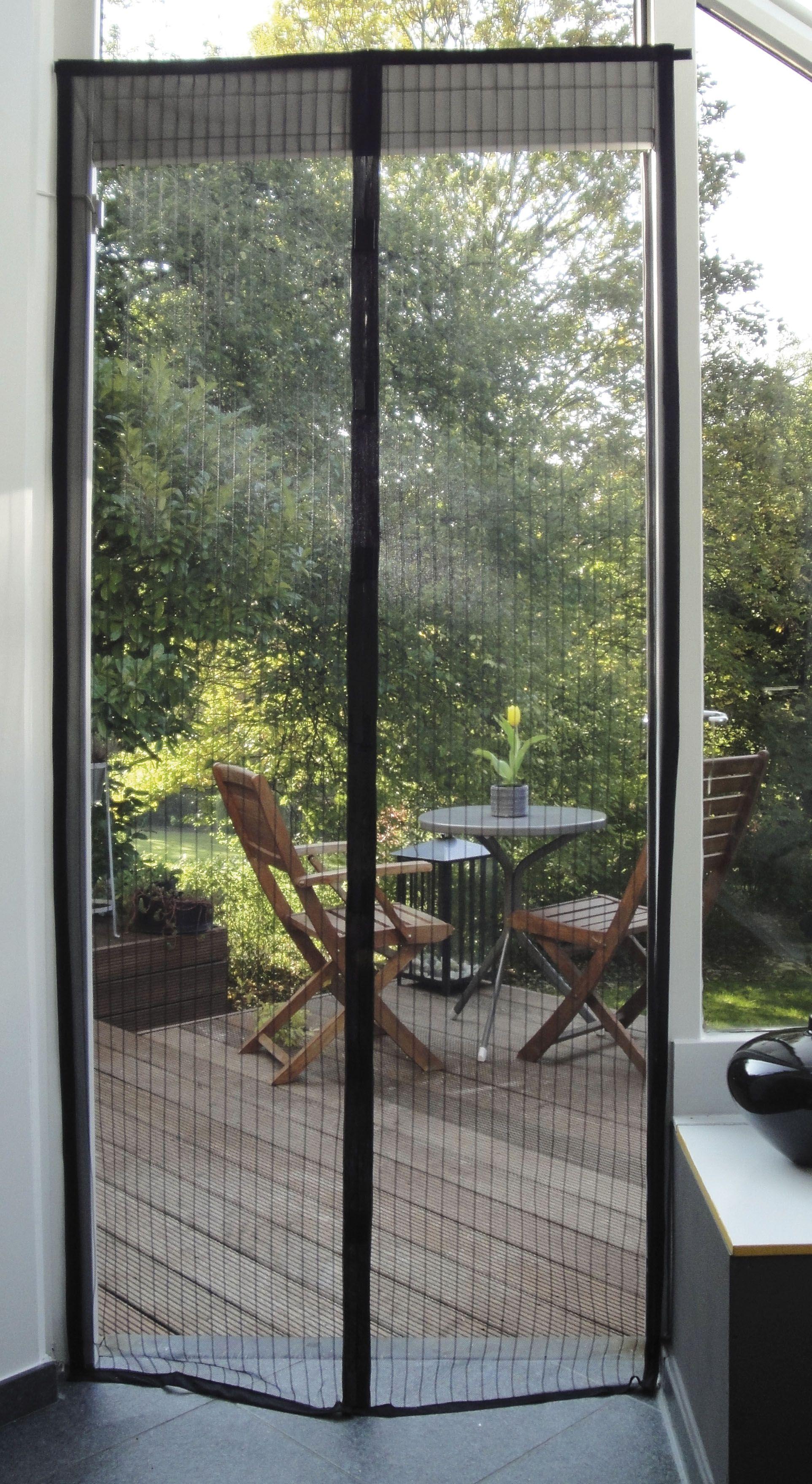 AKI Bricolaje, jardinería y decoración. Mosquitera para puerta con ...