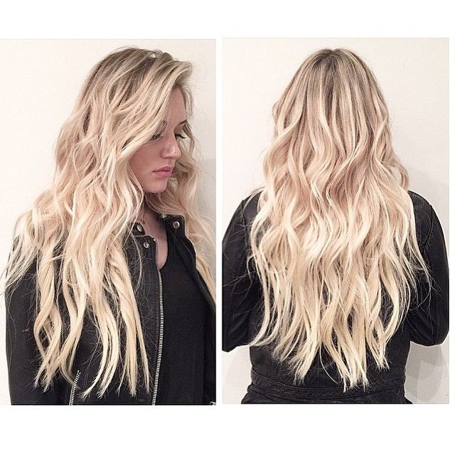 how to get thicker longer hair faster